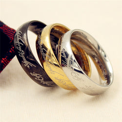 My Precious Lord of the rings 18K Gold Plated Silver Plated or Black *** FREE SHIPPING *** - Delivered Value