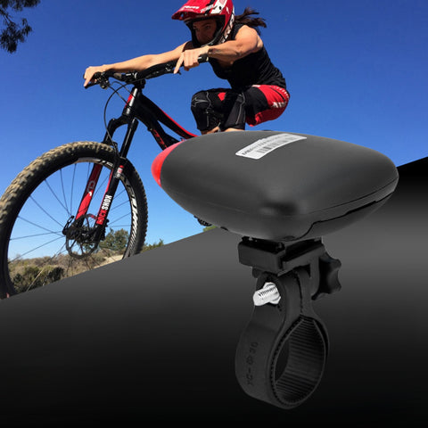 Anti-Theft LED Waterproof Rear Bicycle Light built-in Hidden