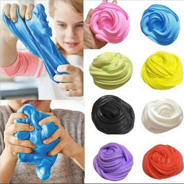 FREE Cotton Slime Hand Putty in Multiple Colors *** FREE JUST PAY SHIPPING *** - Delivered Value