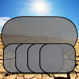 5Pcs 3D Photocatalyst Mesh Car Sun Visors - Delivered Value