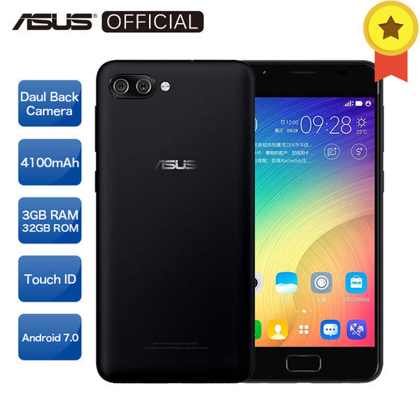 ASUS Pegasus 4A Dual Sim ZenFone 4G max Quad Core with Dual Back Camera *** FREE SHIPPING *** - Delivered Value