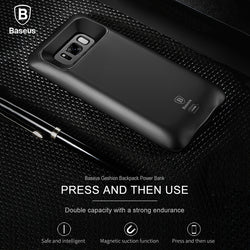 Baseus Built-in Power Case For Samsung S8 and S8 plus - Delivered Value
