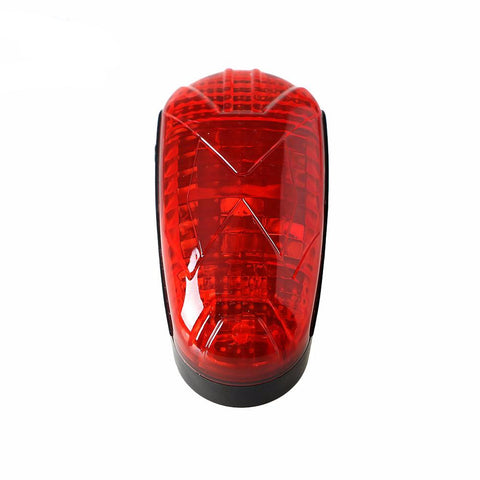 Anti-Theft Waterproof Rear Bicycle Light built-in Hidden GPS Tracking Device - Delivered Value