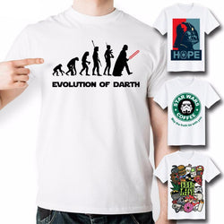 Short T Shirt Movie Theme - Star Wars - Delivered Value