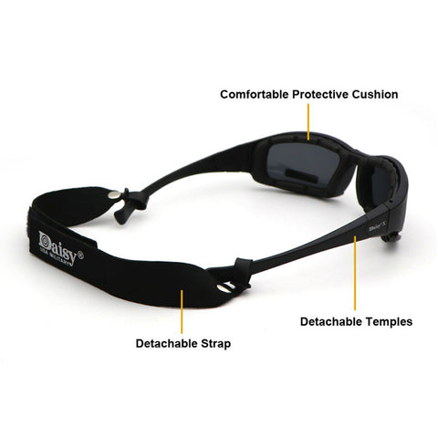 682af82359 ... DeckYard X7 Bullet-Proof Military Polarized Sunglasses Goggles -  Delivered Value ...