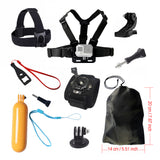 Gopro / Action Cam 8 Piece Accessories kit - Delivered Value