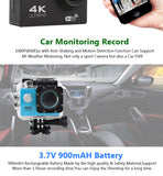 4K Sport Ultra HD 4K WiFi waterproof Action Camera *** FREE SHIPPING *** - Delivered Value