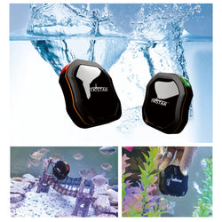 Mini Waterproof GPS Tracker Locator and SOS for Luggage People Children Pets Vehicles - Delivered Value