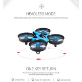 Mini Racing Drone with 6-Axis Gyro 2.4GHz 4CH with Headless Mode - Delivered Value