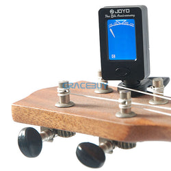 JOYO Mini Rotatable Digital Guitar Tuner with LCD - Delivered Value