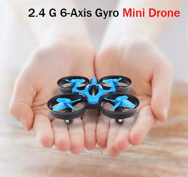 Mini Drone with 6-Axis Gyro - Delivered Value