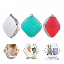 Mini GPS with Wifi SOS Tracker Locator for Luggage Children Pets Vehicles - Delivered Value