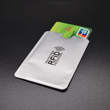 Anti RFID Blocking Aluminium Bank Card Soft Holder - Delivered Value