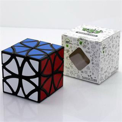 New Lanlan Butterfly Helicopter Magic Cube - Delivered Value