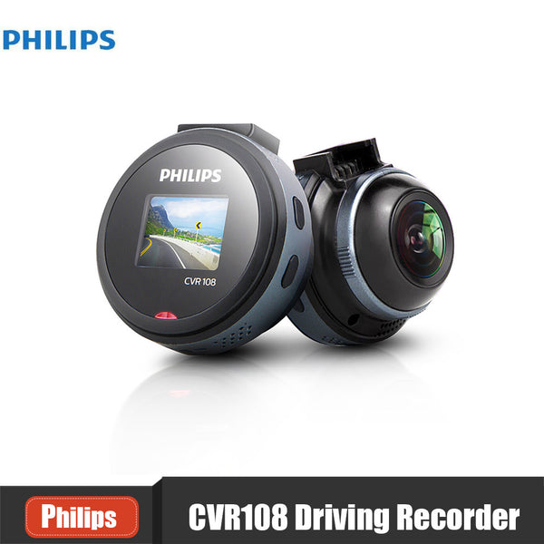 PHILIPS Mini HD 1080P 1 inch in-Car DVR Dash Cam Recorder *** FREE SHIPPING *** - Delivered Value