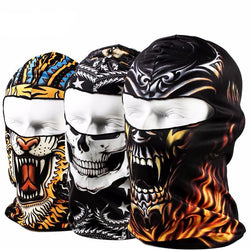 Motorcycle Multiple Styles Windproof Face Mask - Delivered Value