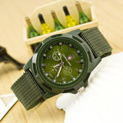 FREE Military Solider Style Wrist Watch *** JUST PAY SHIPPING *** - Delivered Value