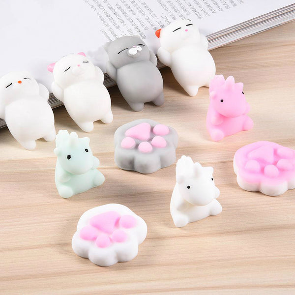 FREE Unicorn, Cat or Claw Squishy *** FREE JUST PAY SHIPPING *** - Delivered Value