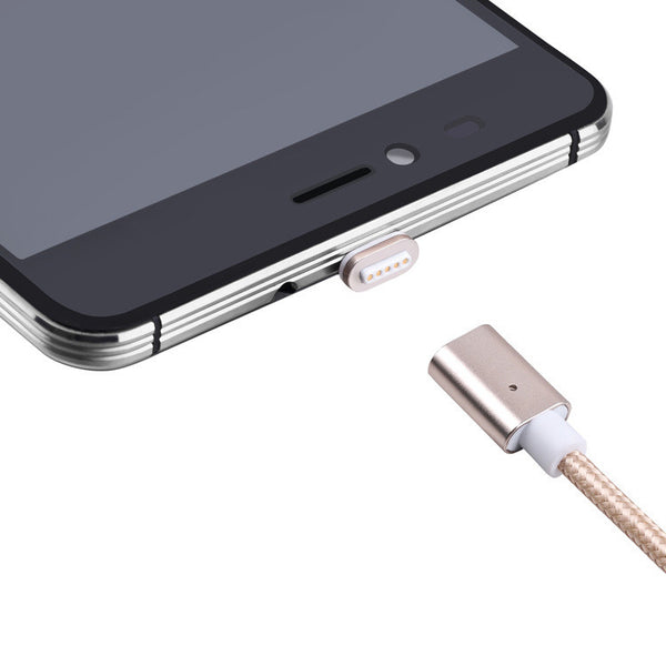 USB Magnetic Fast Charger Cable For iPhone & Android - Delivered Value
