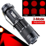 Tactical Mini LED Powerful Flashlight - Delivered Value