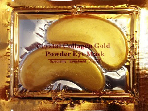 Crystal Collagen Gold Eye Mask ***10 PACKHOT SALE **** - Delivered Value