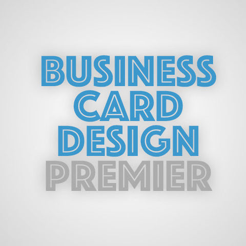 azure77 business card design premier