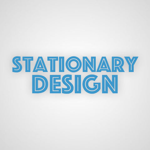 azure77 stationary design