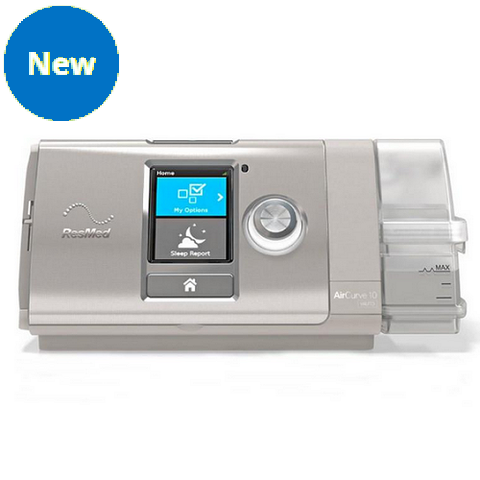 Resmed AirCurve 10 ST BIPAP / VPAP Machine