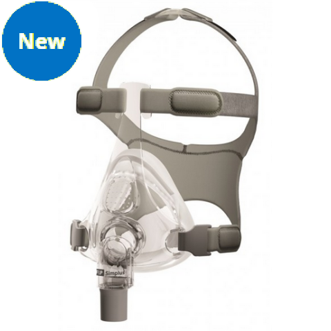 Fisher And Paykel Simplus Full Face Cpap Mask