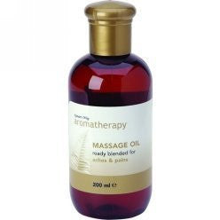 Natures Way Massage Oil 200ml - Aches and Pains