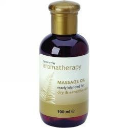 Natures Way Dry Sensitive Massage Oil 100ml