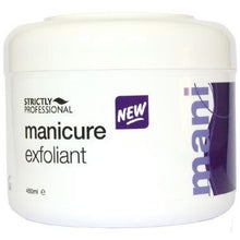Strictly Professional Manicure Exfoliant 450Ml