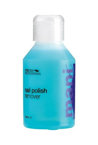 Strictly Professional Nail Polish Remover 150Ml