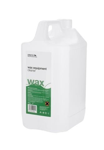 STRICTLY PROFESSIONAL - WAX EQUIPMENT CLEANER- 4 LITRE by Strictly Professional