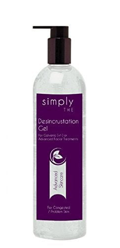 Hive Desincrustation Gel With Pump 500ml Salon Facial Galvanic Skin CODE: SMP80995
