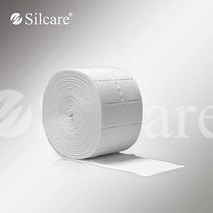Silcare Wipe Cottons Manicure Polish Remover Cleaner 500 Pcs WC500