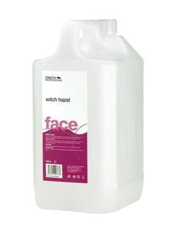 STRICTLY PROFESSIONAL - WITCH HAZEL 4 LITRE