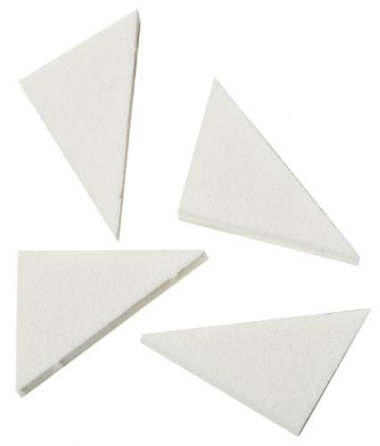 Hive 50X Cosmetic Makeup Facial Sponge Wedges Pack Triangle Foundation CODE: HBA1475