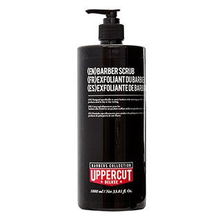Uppercut Barber Collection Hand Scrub 1 Litre Code: UPDS00031LTR