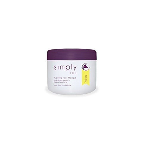 Hive Of Beauty Gentle Nourish Cooling Foot Masque Luxury Soft Smooth Feet 500ml CODE: SMP80788