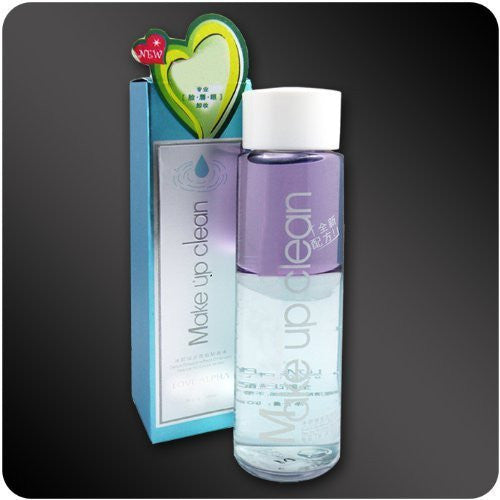 Double-effect Green Tea Ice Makeup Remover