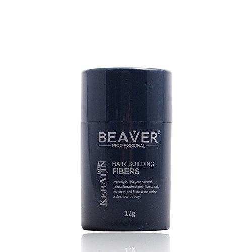 Beaver Professional Keratin Hair Building Fibers 12g