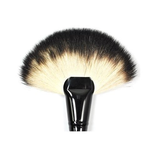 BF Professional Large Makeup Fan Brush (BF) Goat Hair Brushes CODE: 537A