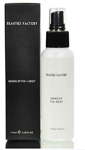 BF Makeup Fix & Mist Liquid Makeup Natural Fixer Spray Sealed Safe Cap make-up fixer and sealer 110ml 902