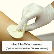 Hive of Beauty Depilatory Xtra Strong Hot Film Brazilian Body Bikini Wax Block 500g CODE: HOB5586