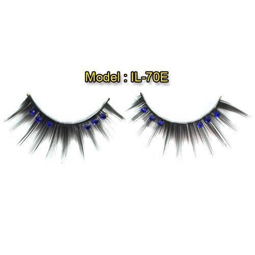 BF Single Pair Eyelashes IL-70E CODE: IL-70E by Beauties Factory