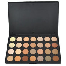 "28 ""Natural Nude"" Color Eyeshadow Makeup Palette Colors Shimmer Cosmetic Set Kit - OL""s LOVERS"