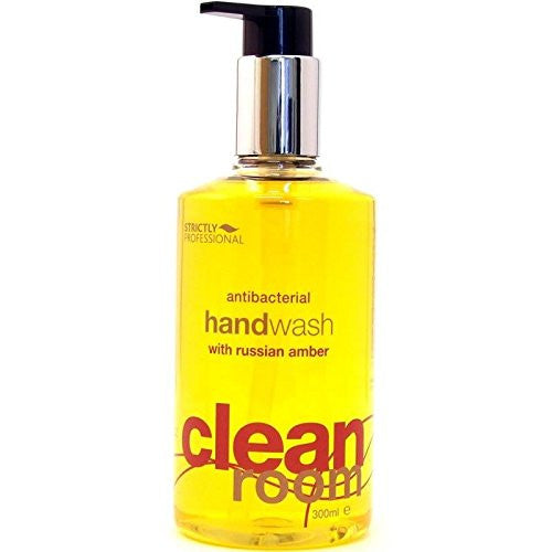 Strictly Professional Antibacterial Hand Wash with Russian Amber 300ml CODE: SPB2010