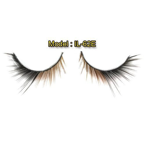 BF Single Pair Eyelashes IL-62E CODE: IL-62E