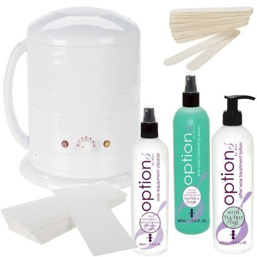 Hive - professional 1000cc waxing starter kit